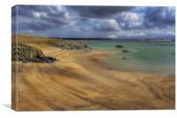 Dream Beach, Canvas Print