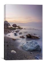 Gull Bay , Canvas Print