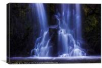 Dreamy Waterfall, Canvas Print