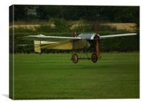 Blackburn Monoplane, Canvas Print