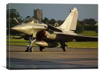 Dassault Rafele, Canvas Print