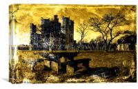 Titchfield Abbey Hampshire, Canvas Print
