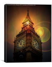 Big Ben Clock, Canvas Print