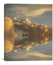 Horizon, Canvas Print