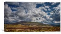 Clouds, Canvas Print