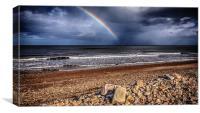 Rainbow's End, Canvas Print
