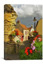 Cove Wynd, Canvas Print