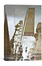 Ride the London Eye, Canvas Print