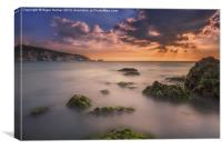 Alum Bay and The Needles #3, Canvas Print