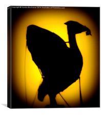 Liver Bird Liverpool, Canvas Print