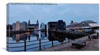 Liverpool, Canvas Print