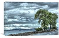 Beautiful Rothesay, Canvas Print