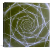 Fibre Optic Soup, Canvas Print