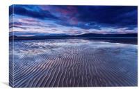 Inch Beach, Ireland, Canvas Print