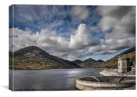 Silent Valley, Canvas Print