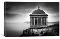 Mussenden Temple, Canvas Print
