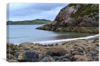 Fraoch Eilean Mor, Gruinard Bay, Canvas Print
