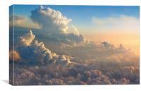 Cloud Bank, Canvas Print