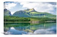 Helgeland, Canvas Print