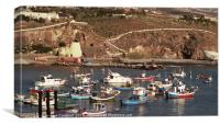 Fishing Boats, The Harbour, Tenerife
