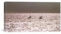 Yachts on the Mediterranean