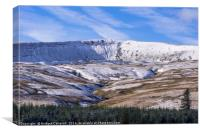 The Brecons, Wales