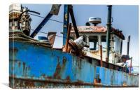 Fishing Boat, Carmarthen Bay