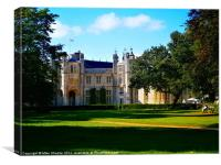 Highcliffe Castle, Canvas Print