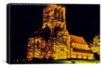 St. James Church, Canvas Print