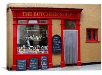 Ye Olde Butcher's Shop