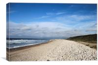 Lossiemouth, Canvas Print