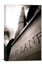 Brick Lane, Canvas Print