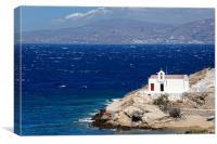 Mykonos, Greece, Canvas Print