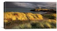LLanddwyn Island, Canvas Print