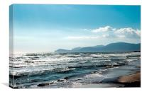 coast, Canvas Print