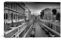 Rome, Canvas Print
