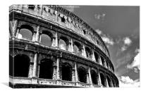Colosseum II., Canvas Print