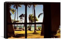 Fiji Time, Canvas Print