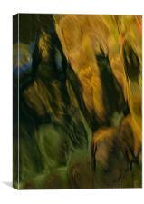 Agua Art , Canvas Print