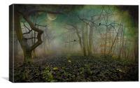 Autumns End, Canvas Print