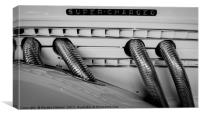Auburn 851 Speedster, Canvas Print