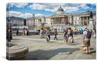 National Gallery, London, Canvas Print