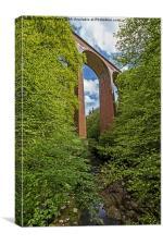 Skelton Viaduct, Canvas Print