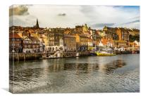 Whitby, Canvas Print