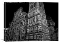 Duomo, Florence, Italy, Canvas Print