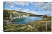 Lulworth Cove Dorset, Canvas Print