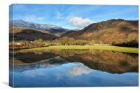 Coniston Field Reflections