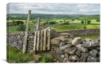 Yorkshire Views, Canvas Print