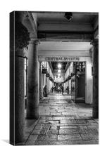 Covent Garden, Central Avenue, Canvas Print