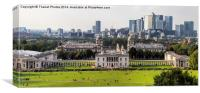 Greenwich park, Canvas Print